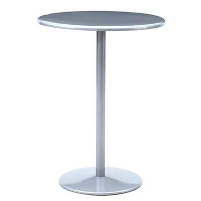 "Design Within Reach ""Boulevard"" Aluminum Bar-Height Table in Unopened Box"