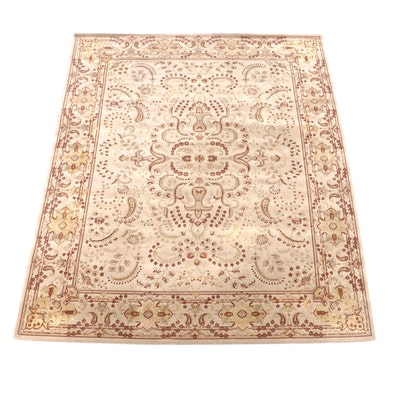 7'6 x 9'7 Hand-Knotted Wool Rug