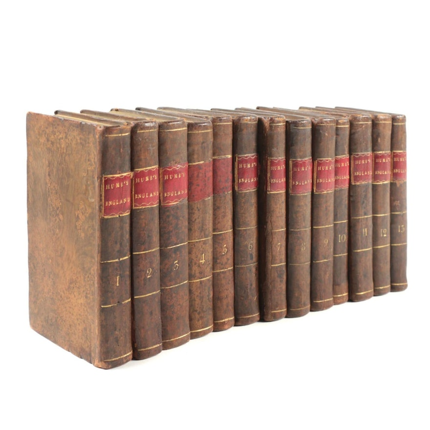 """Cooke's Pocket Edition of Hume's """"History of England"""""""