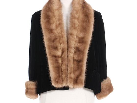 Men's and Women's Fashion, Furs, Handbags & Jewelry