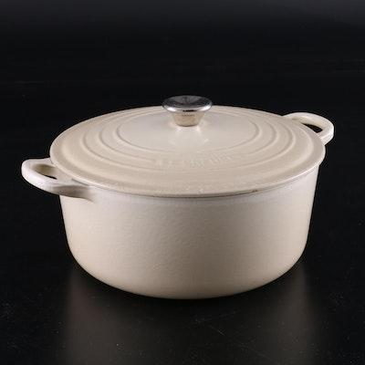 Le Creuset Circular Lidded Casserole Dish