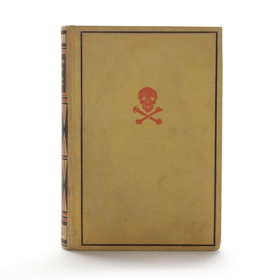 "First Edition, First Printing ""The Dain Curse"" by Dashiell Hammett, 1929"
