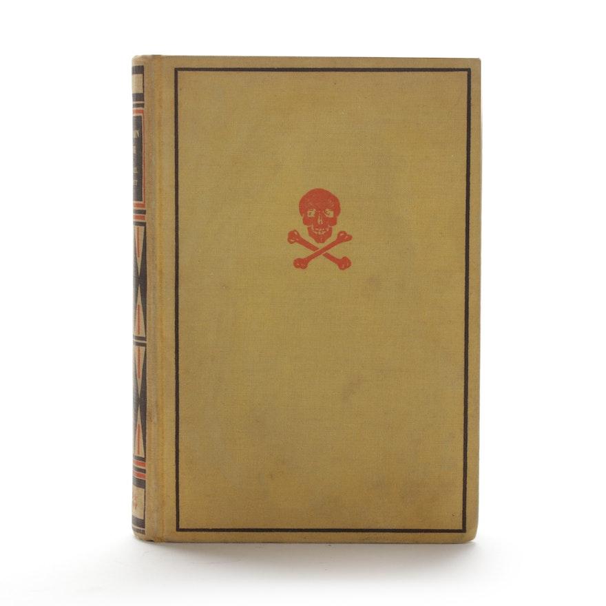 """First Edition, First Printing """"The Dain Curse"""" by Dashiell Hammett, 1929"""