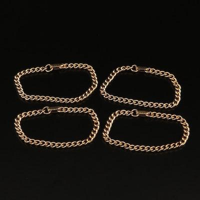 Curb Chain Bracelets