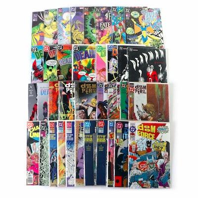"""Deadman,"" ""Doctor Fate,"" ""Doom Patrol,"" and Other DC Comics"