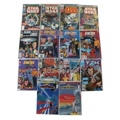 "First Edition ""Star Wars"" Comic, Vintage ""Star Wars"" and ""Star Trek"" Comics"