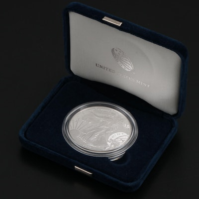 2013-W American Silver Eagle $1 Proof Bullion Coin