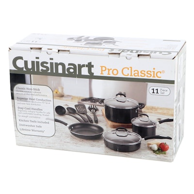 Cuisinart Pro Classic Cookware and Utensil Set