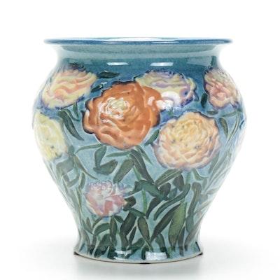 Tim Eberhardt Art Pottery Vase, 2004