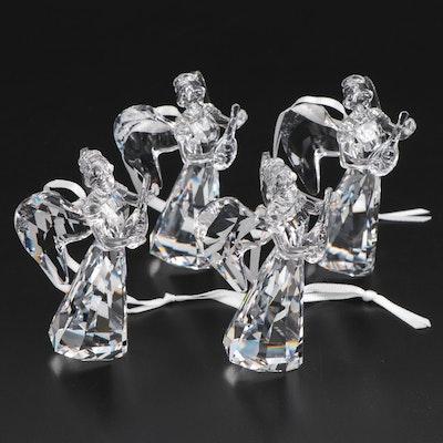 Limited Edition Swarovski Crystal Angel Annual Ornaments, 2018