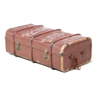 U.S. Army Luggage Case with Accessories