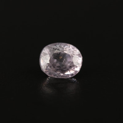 Loose 2.46 CT Oval Faceted Spinel