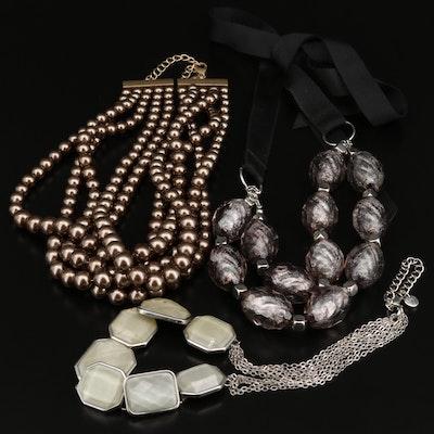 Necklaces Featuring Lia Sophia