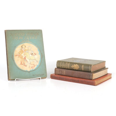 Illustrated Children's and Young Adult Books, Late 19th-Early 20th Century