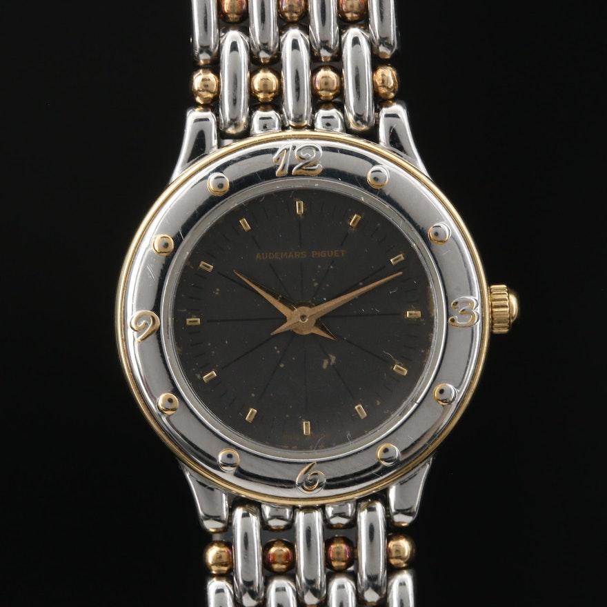 Audemers Piguet Stainless Steel Quartz Wristwatch