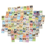"""Collection of Pokémon Cards, Including Holocards and 1990s """"Articuno"""""""