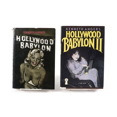 """""""Hollywood Babylon"""" and """"Hollywood Babylon II"""" by Kenneth Anger"""