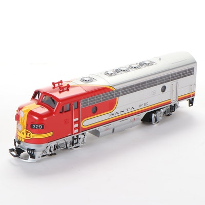 LGB 20570 Santa Fe F-7A Diesel Locomotive