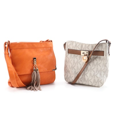 MICHAEL Michael Kors Hamilton Traveler and Other Crossbody Bags
