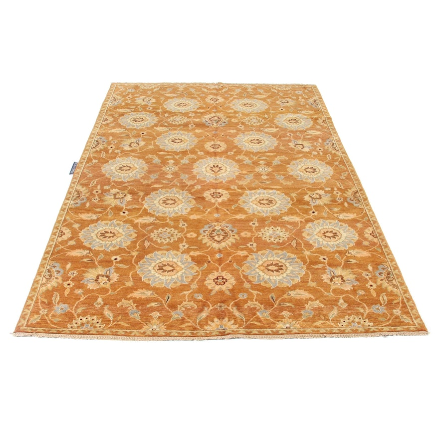 6' x 9'5 Hand-Knotted Safavieh Wool Rug