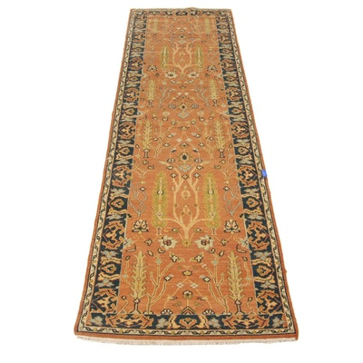 2'7 x 9'9 Handwoven Safavieh Indian Sumak Collection Carpet Runner