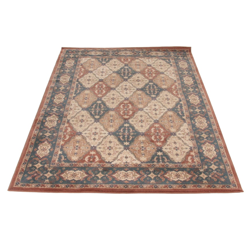 """5'3 x 7'11 Power-Loomed Mohawk Home """"Stacey"""" Rug"""