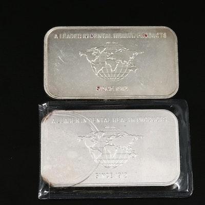 Jalenko 1 Troy Ounce .999 Fine Silver Bar