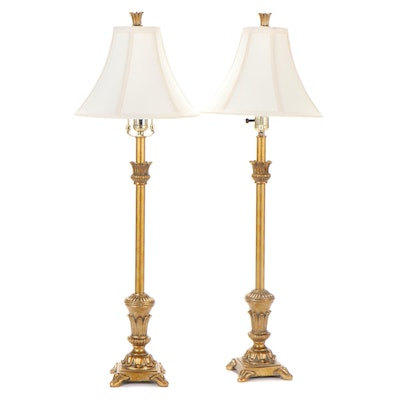 Pair of Berman Buffet Lamps