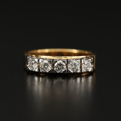 Salvini 18K Diamond Ring