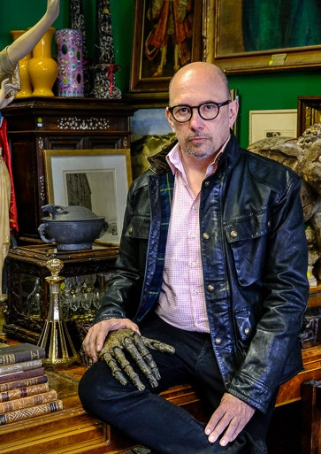 Seller Story: Collector & Curator of Edwardian Cool