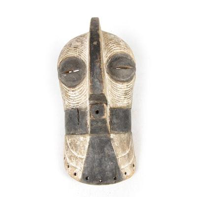 """Songye """"Kifwebe"""" Mask, Democratic Republic of the Congo"""