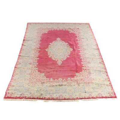 """10'9 x 18'1 Hand-Knotted Persian Royal Rugs """"Imperial Rugs"""" Wool Rug"""