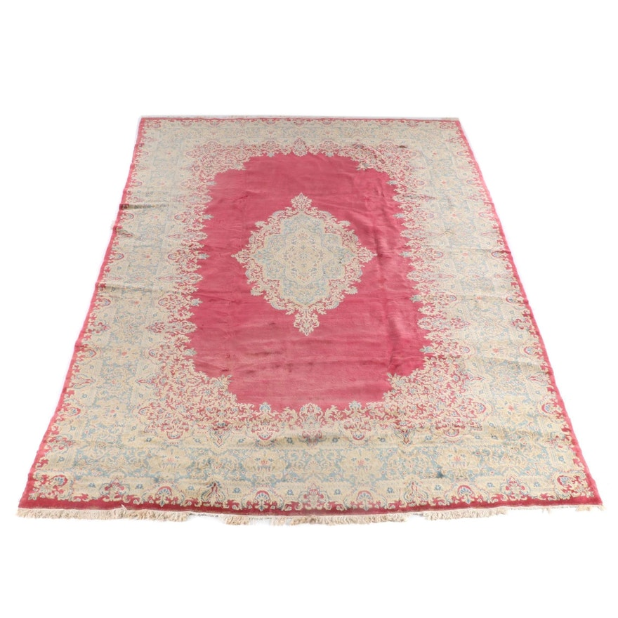 "10'9 x 18'1 Hand-Knotted Persian Royal Rugs ""Imperial Rugs"" Wool Rug"
