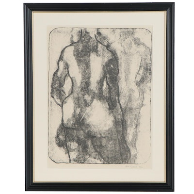 Figural Lithograph, 21st Century