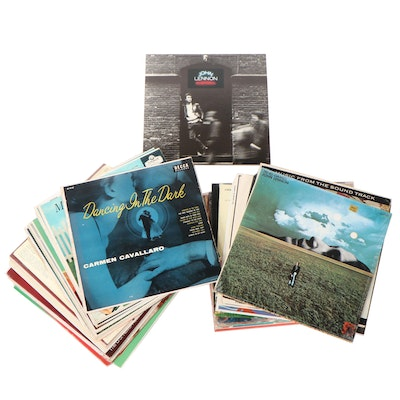 Classical, Easy Listening, Soundtracks, and More Vinyl Records
