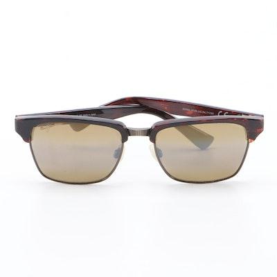 Maui Jim Kawika Polarized Sunglasses with Case