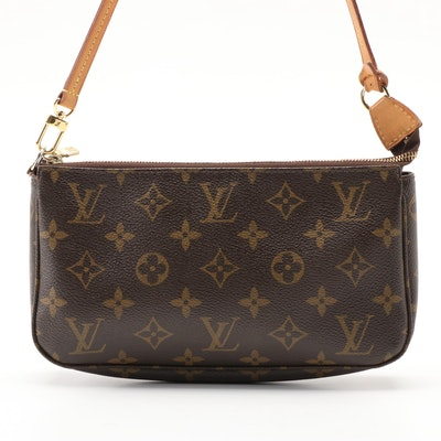 Louis Vuitton Pochette Accessories in Monogram Canvas