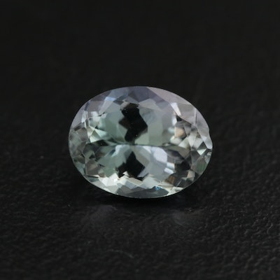 Loose 2.23 CT Tanzanite