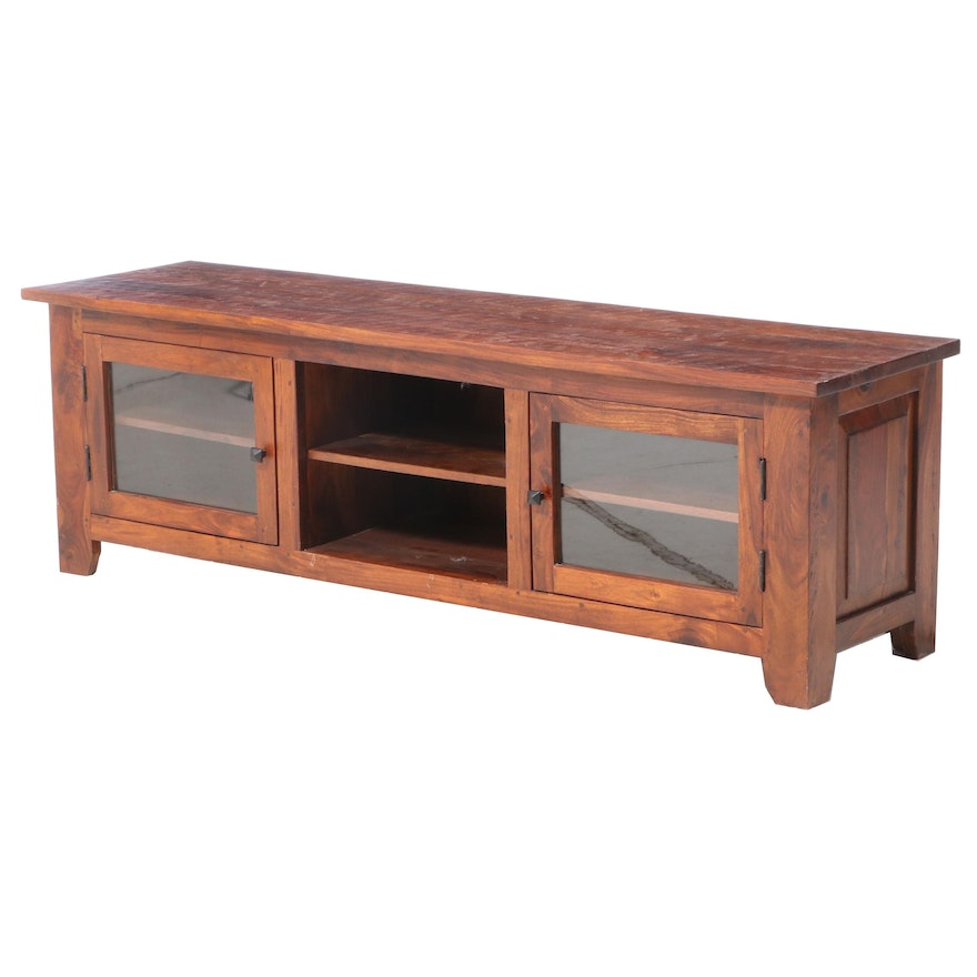 "Four Hands ""Provence Collection"" Sheesham Wood Media Console"