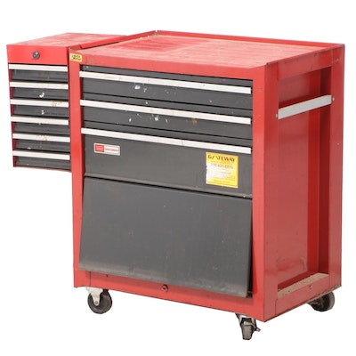 Craftsman Metal Multi-Drawer Rolling Tool Chest