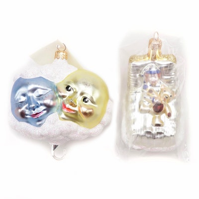 "Patricia Breen Designs ""Sweet Dreams"" Ornaments"