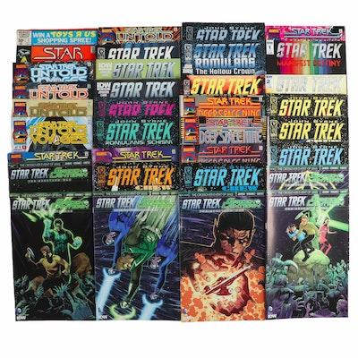 Collection of Star Trek Comics