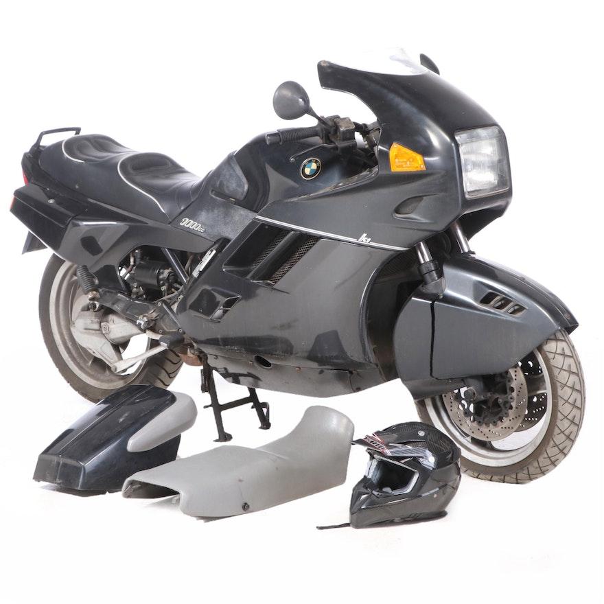 1991 BMW K1 Sport Touring Motorcycle