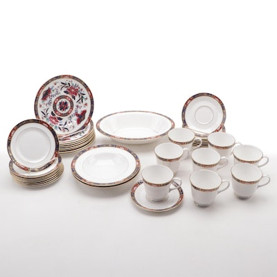 "Royal Worcester ""Prince Regent"" Bone China Dinnerware, 1994–2009"