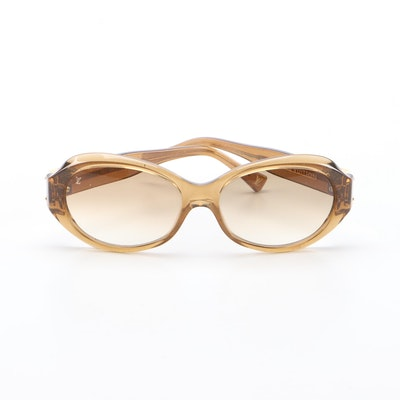 Louis Vuitton Z0094W Soupçon Sunglasses in Glitter Honey with Case