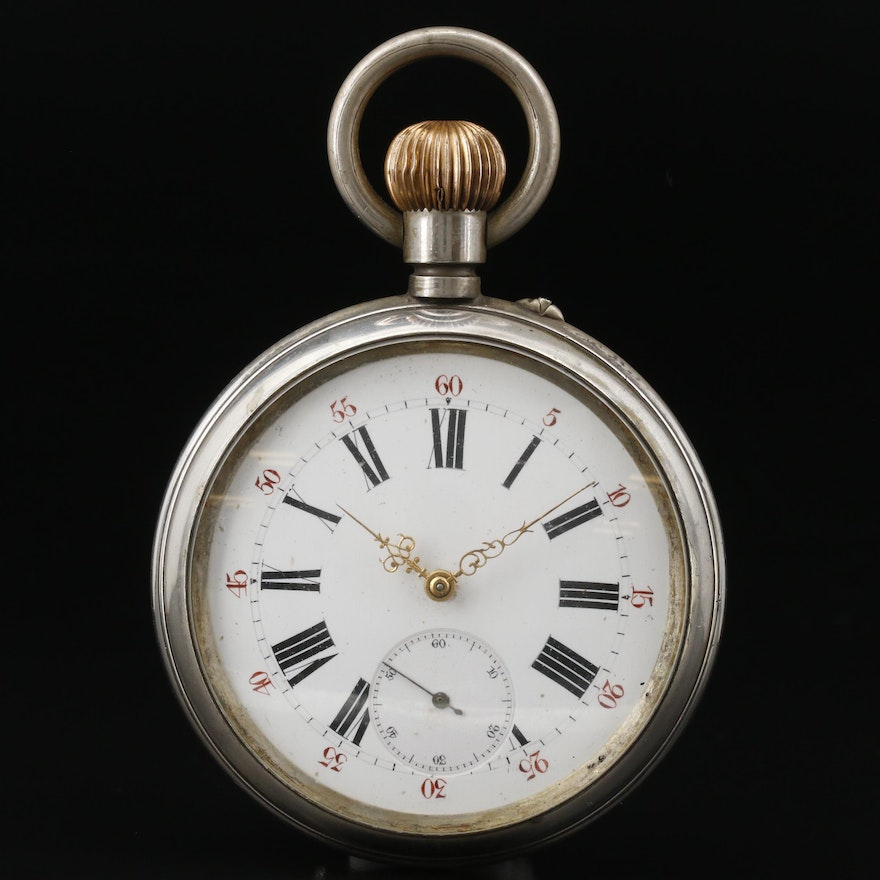 Goliath Size Pocket Watch