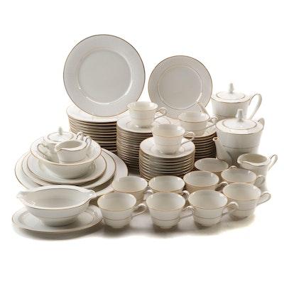 "Noritake ""Tulane"" Porcelain Dinnerware and Serveware, 1967–1987"