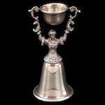 Reed & Barton Sterling Silver Tête-à-Tête Marriage Cup, Early 20th Century