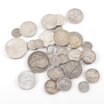 Large Assortment of U.S. Silver Coins