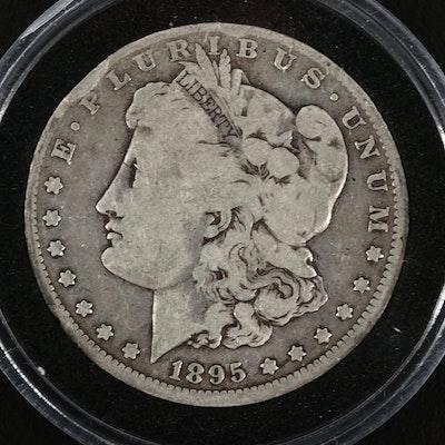 Key Date Low Mintage 1895-O Morgan Silver Dollar
